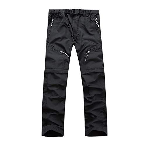 Overdose Pantalones De Pantalones Impermeables Desmontables Al Aire Libre De Secado Rápido para Hombres Pantalon Palazzo Pantalones Cortos Pantalones Anchos Hombre Pantalones De Chándal Largos