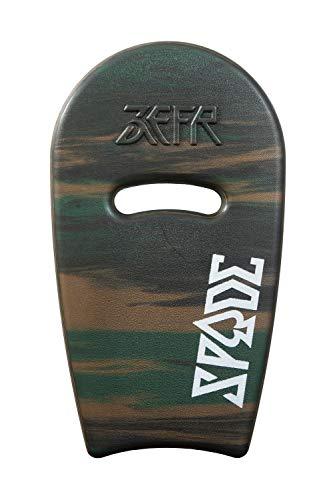 ZEFR Bodysurfing Handplane/Handboard Spade Green