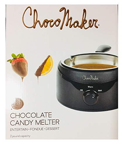 ChocoMaker Inc. Dress My Cupcake Chocomaker Candy Melter