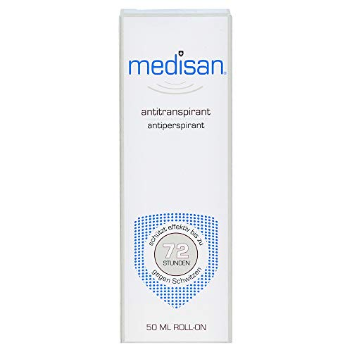 Medisan Plus Antitranspirant Roll-On, 50 ml