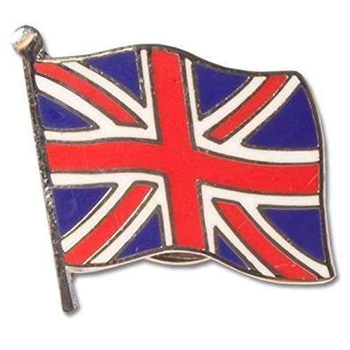 1000 Flags Bandera de Noruega Pin Badge