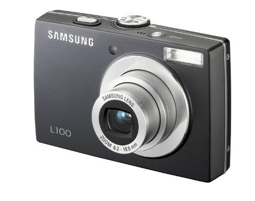 Samsung L100 - Cámara Digital Compacta 8.2 MP - Negro