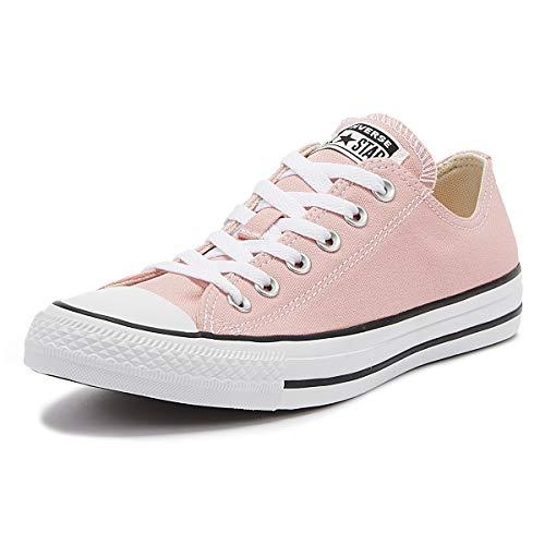 bambas converse mujer rosa
