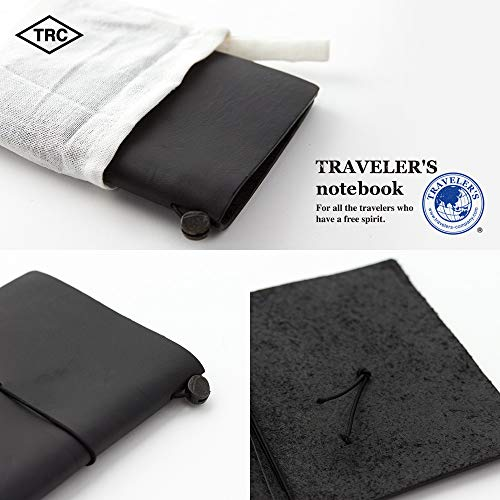 デザインフィル『トラベラーズノートパスポートサイズスターターキット』