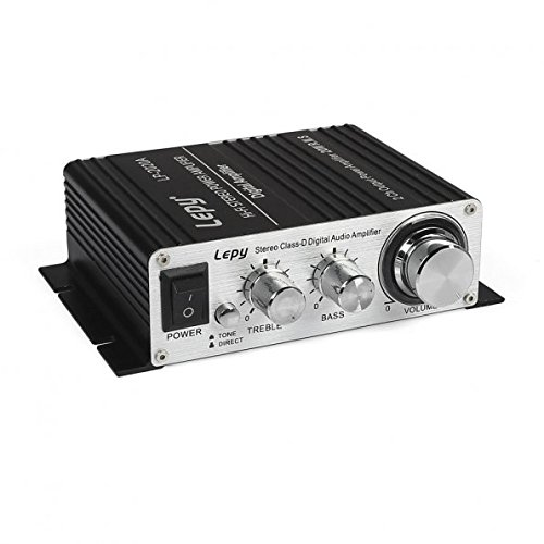 Firststop® Lepai 20W LP-2020A+ Hi-Fi Mini AMP Verstärker Amplifier Auto Moto iPod RCA
