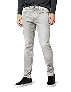 G-STAR RAW Herren Straight Tapered Jeans 3301 Straight Tapered, Blau (Lt Aged 7607-424), 33/30