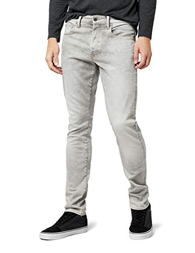 G-Star Herren 3301 Jeans, Blau (Light Aged), W30/L34