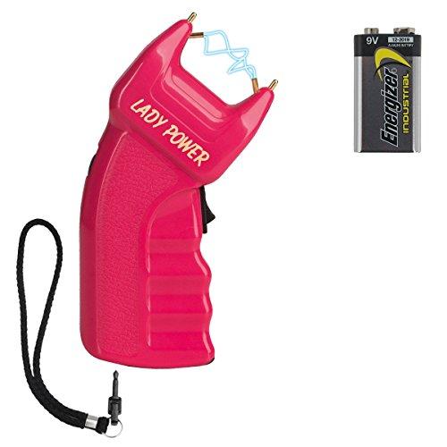 Lady Power Elektroschocker - PTB - 200.000 Volt + Batterie