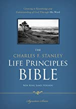 NKJV, The Charles F. Stanley Life Principles Bible, Hardcover: Holy Bible, New King James Version