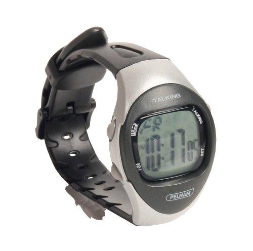 NRS Healthcare M85231 Orologio digitale parlante, con display e caratteri grandi, Donna
