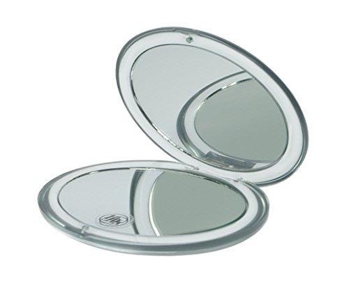 Fantasia 91414 Miroir ovale pliant en plastique, 1er Pack (1 pièce)