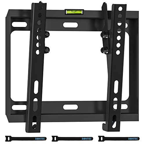 BONTEC Low Profile TV Wall Mount Bracket for Most 17-45 inch LED/LCD/OLED...
