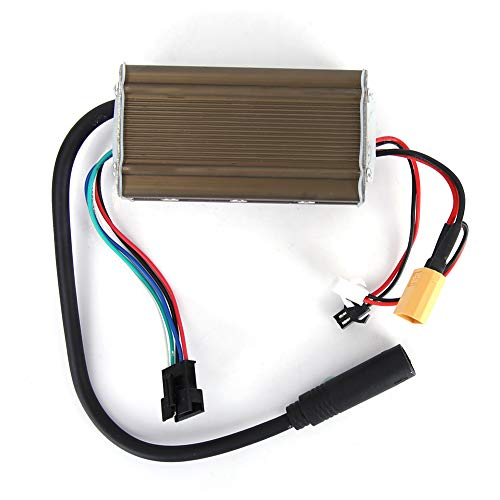 Rosvola Controlador de Scooter de 36 V, Panel de Controlador Resistente de tamaño pequeño para KUGOO, Scooter eléctrico Scooter eléctrico de 36 V para reparadores KUGOO