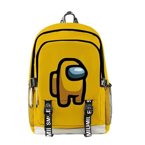 OOOO Mochila para portátil para hombre, mochila de moda de viaje unisex,...