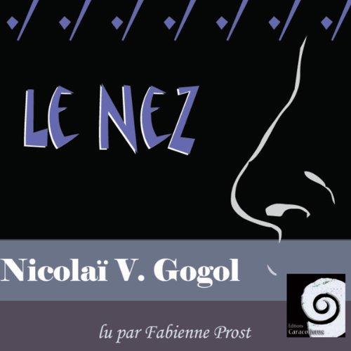 Le nez audiobook cover art