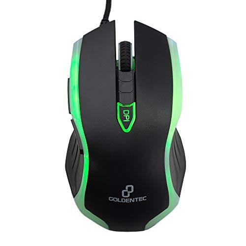 Mouse GT Gaming 3200 Goldentec USB 3200DPI