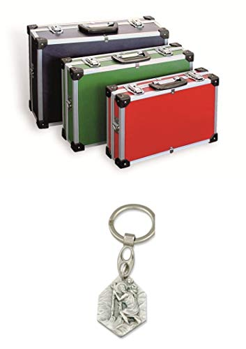 Zisa-Kombi Koffer-Set, 3-teilig (985988500313) mit Anhänger Hlg. Christophorus