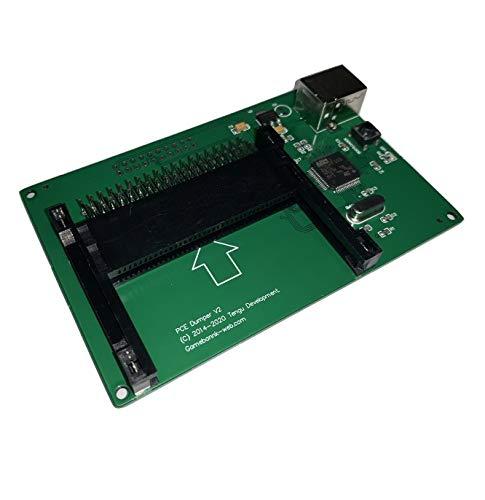 GAMEBANK-web.comオリジナル「PCEダンパー V2」【※USBケーブル別売り】/ PCエンジン PC Engine Dumper レト...
