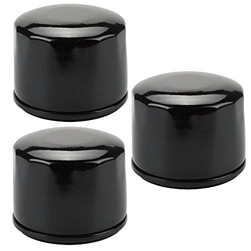 Anzac 49065-7007 Oil Filter for 19HP 21.5HP 22HP 23HP 24HP 26HP Kawasaki FX600V FR691V FR651V FX600V FS730 FX600v FS451V FS691V FS651V Replace 49065-7002 49065-2057