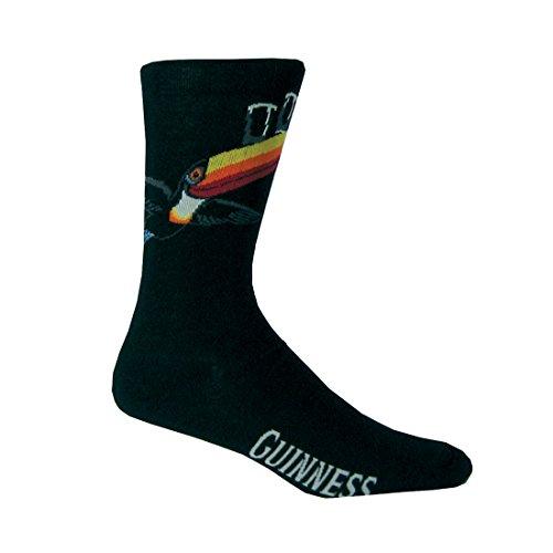 Guinness Official Merchandise H9012 Accessoires, Chaussette, Black, Unique Taille Normale Homme
