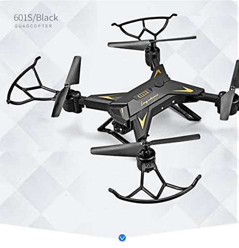 UAV vouwen dar vaste hoogte vierassige beeld vliegtuigen WIFI transmissie afstandsbedieningvliegtuigen kinderen volwassen speelgoed wit/zwart,Black,30W pixels