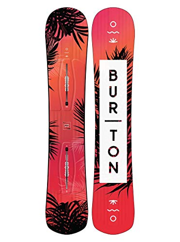 Burton Damen Hideaway NO Color Snowboard, 140