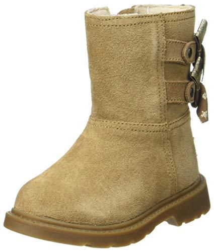 UGG TILLEE, Fashion Boot Unisex niños, Chestnut, 23.5 EU