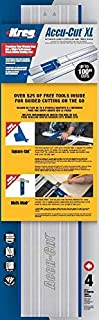 Kreg Tool Accu-Cut XL with FREE Square-Cut & Multi-Mark