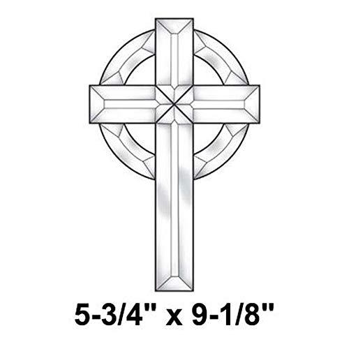 Large Celtic Cross Bevel Cluster