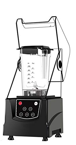 Multifunctioneel ijsmachine, keukenmachine mixer 8 roestvrijstalen lemmet en elektrische ijsmachine ijsmachine