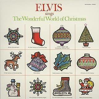 Elvis Sings Wonderful World of