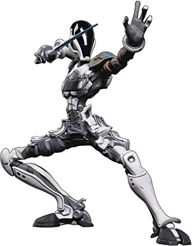 weta- Figura Coleccionable Zero, Borderlands 3, Color Standard (105003033WETA)