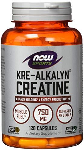 Sport, Kre-Alkalyn Creatin, 120 Kapseln - Now Foods