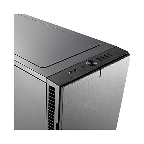 Build My PC, PC Builder, Fractal Design FD-CA-DEF-R6C-GY-TGL