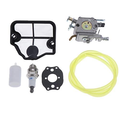 Carburador W/Filtro De Aire Para Husqvarna 36 41 136 137 141 142 Reemplace C1Q-W29E