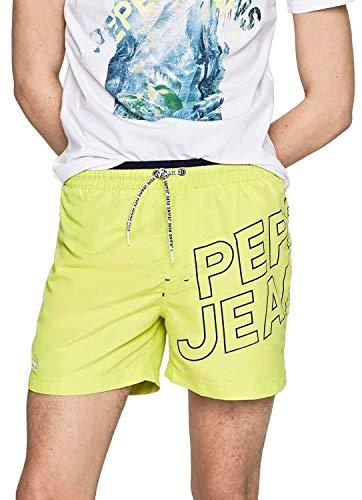 Pepe Jeans Bañador Gold Amarillo para Hombre M Amarillo