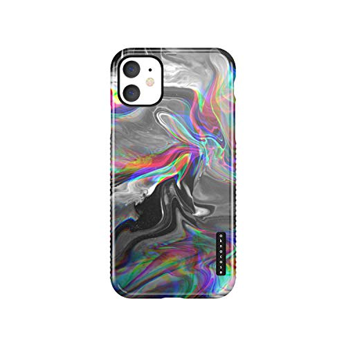 iPhone 11 Case Watercolor, Akna GripTight Series High Impact Silicon Cover with Ultra Full HD Graphics for iPhone 11 (Graphic 102104-U.S)