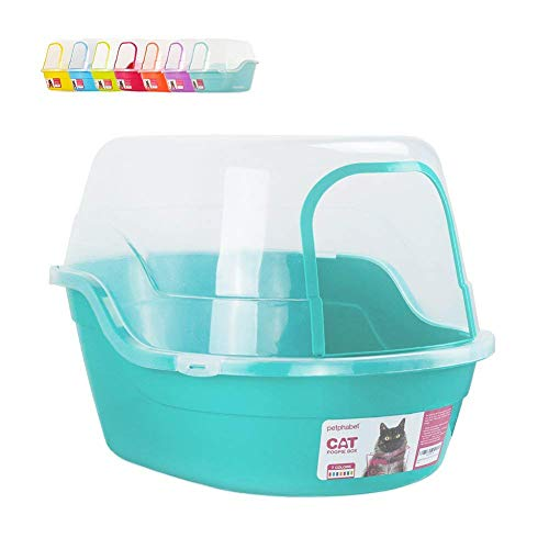 Extra Large Cat Litter Box with Cover