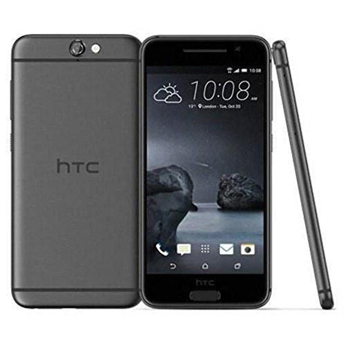 HTC One A9 Factory Unlocked Smartphone, 32GB 4G LTE 5-Inch HD Display (International Stock No Warranty), Gray,Telefonkasten SchutzHülle