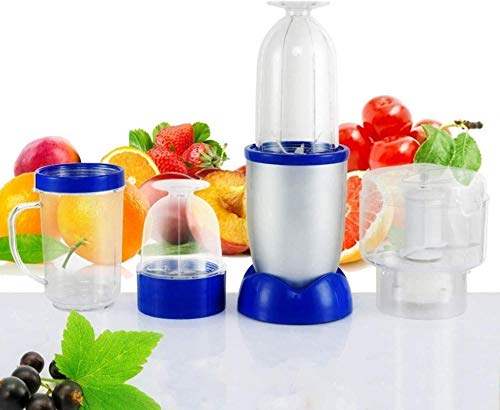 showyow Multifunctional blender for blenders with food processors, ice crushers, 2 speed settings and 1 pulse