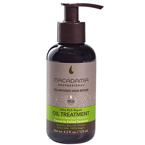 Macadamia Ultra Rich, Aceite para el cabello - 125 ml.