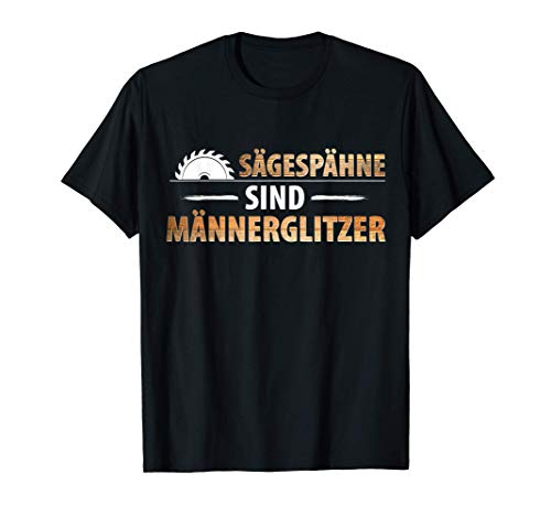 Herren Geschenk für Tischler, Schreiner und Holz-Handwerk T-Shirt