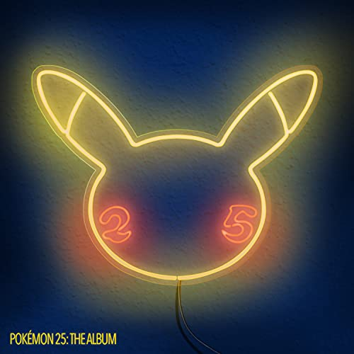 Pokemon 25: the Album