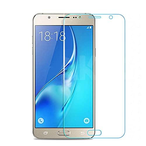 YJHL QIQIBH para Samsung Galaxy S7 A3 A5 A7 J3 J5 J7 2016 2017 J2 J4 J7 Core J5 Prime Protector de pantalla templado 9D Protector de pantalla de vidrio (Color: Para Galaxy A3 2017)