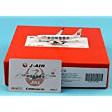 JC Wings 1:400 EW4190002 J-Air Embraer 190 ダイキャスト航空機モデル Reg#JA254J