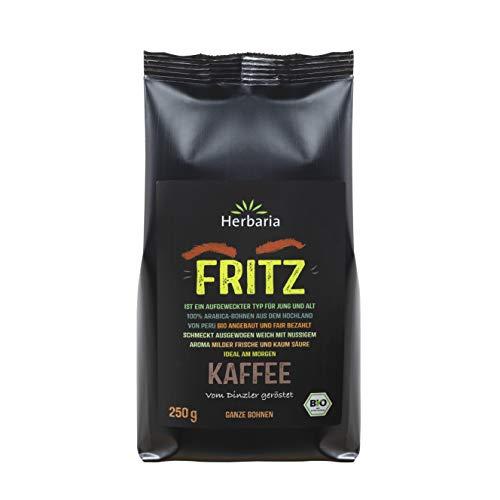 HERBARIA - Fritz Kaffee ganz bio - 250 g