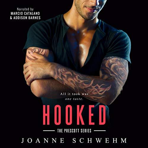 Hooked Audiobook By Joanne Schwehm cover art