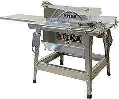 Atika 303110AT Scie à brin BTU 450, 3,5 kW, 400V