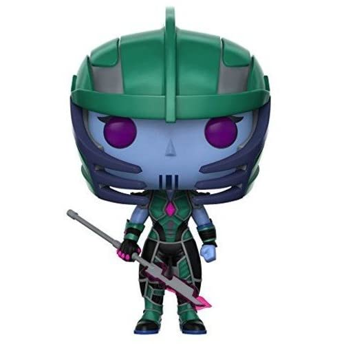 Funko- Pop Bobble Marvel GOTG TT Hala The Accuser, 24519