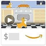 Amazon.ca eGift Card - Challah Days (Animated)